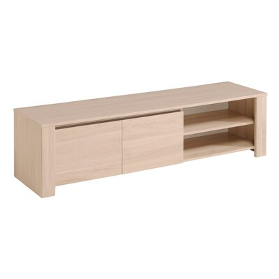 Welty 59.4 TV Stand Color: Sesame