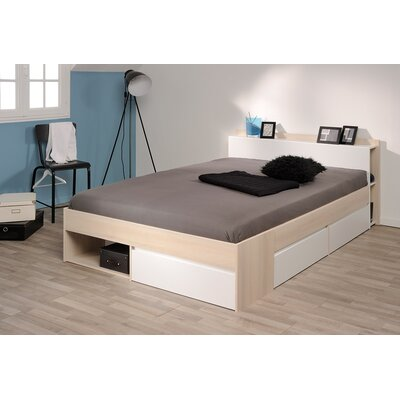 Most Storage Platform Bed Size: Full/Double