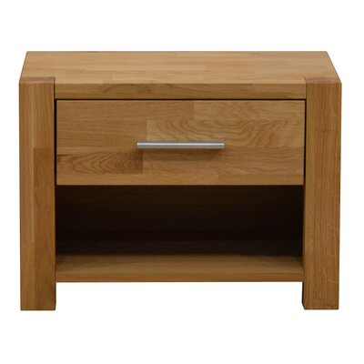 Woody 1 Drawer Nightstand