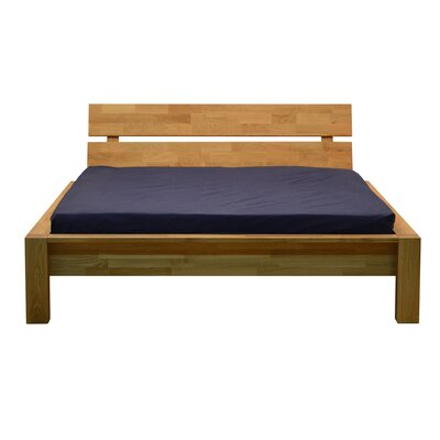 Woody Queen Platform Bed