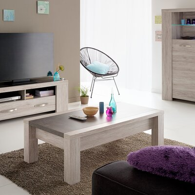 Coonrod Rectangle Coffee Table