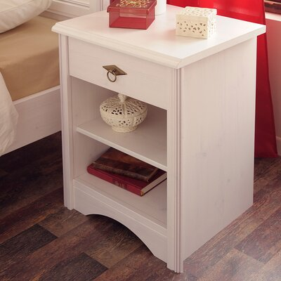 Marion 1 Drawer Nightstand