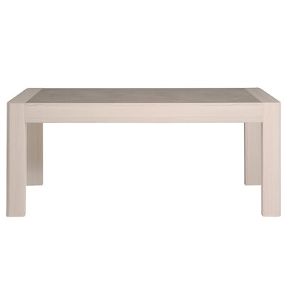 Chris Extendable Dining Table Finish: Nordic Ash