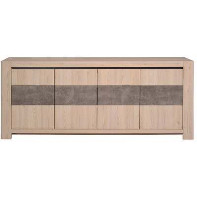 Chris Sideboard Color: Larch