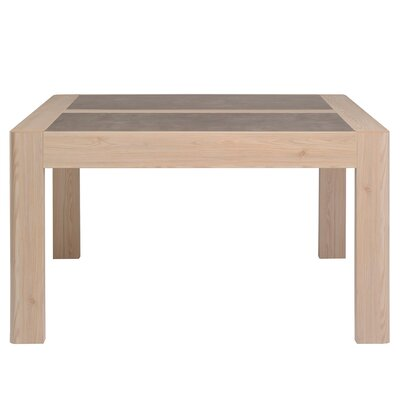 Chris Dining Table Finish: Larch