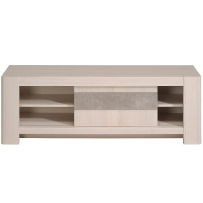 Chris 53 TV Stand Color: Nordic Ash