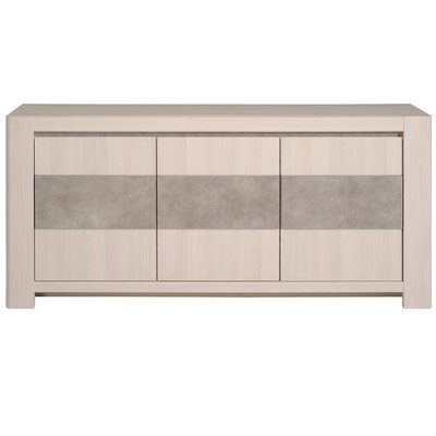 Chris Sideboard Color: Nordic Ash