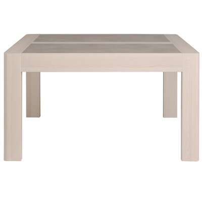 Chris Dining Table Color: Nordic Ash