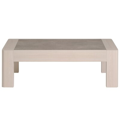 Chris Coffee Table Color: Nordic Ash