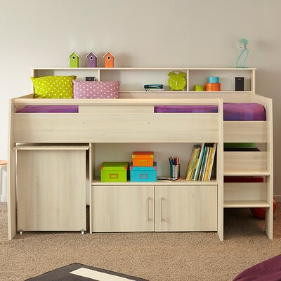 Hurt Midsleeper Twin Mate Bed