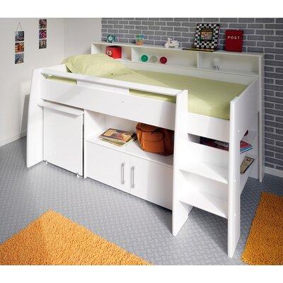 Swan Midsleeper Twin Standard Bed