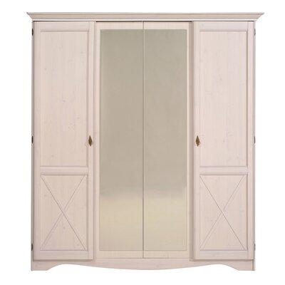 Marion 4 Door Armoire