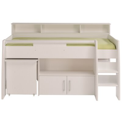 Swan Midsleeper Twin Standard Bed