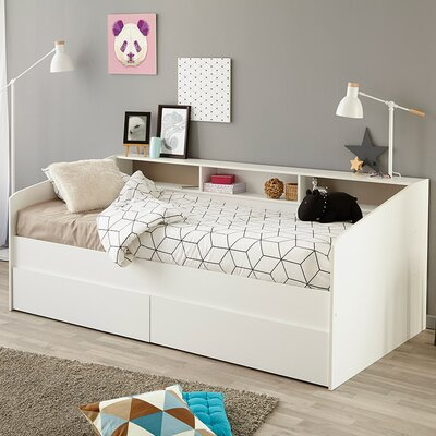 Sleep Twin Platform Bed