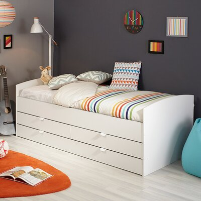 Snow Twin Standard Bed