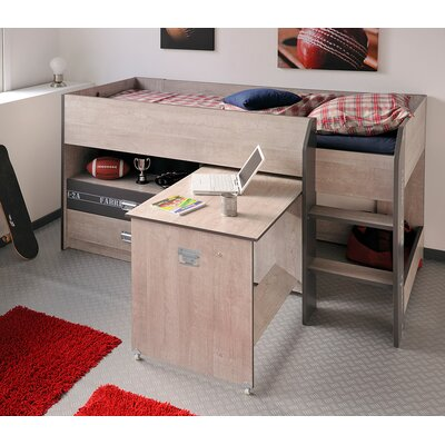Midsleeper Twin Standard Bed