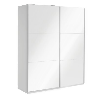 Optimeo Armoire Finish: White Matt