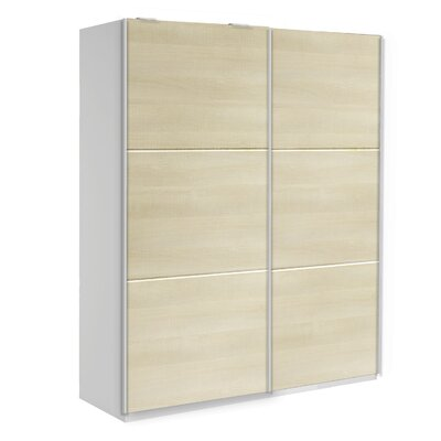 Optimeo Armoire Finish: Curtis Oak