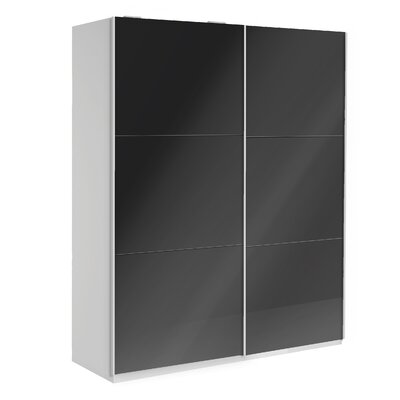 Optimeo Armoire Finish: Black Gloss