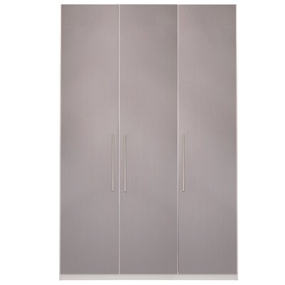 Optimeo Armoire Color: Cappuccino