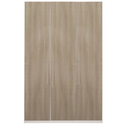 Optimeo Armoire Color: Curtis Oak