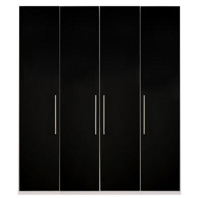 Optimeo Armoire Finish: Black Gloss