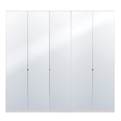 Optimeo 5 Doors  Armoire