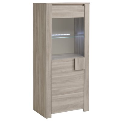 Warren Cabinet Finish: Silex