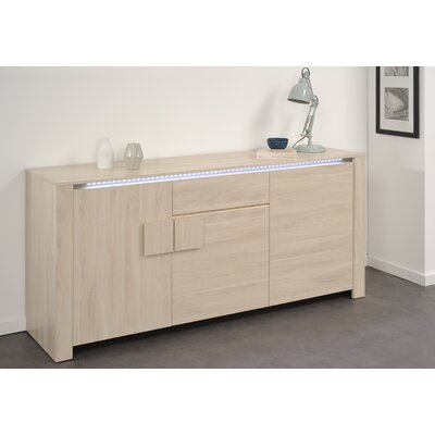Warren Sideboard Finish: Sesame Oak