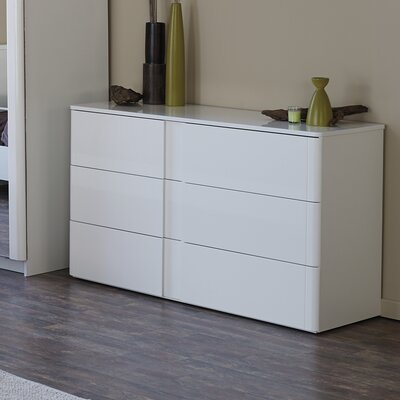 Wesley 3 Drawer Dresser