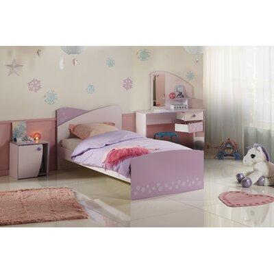 Denault Twin Panel Bed