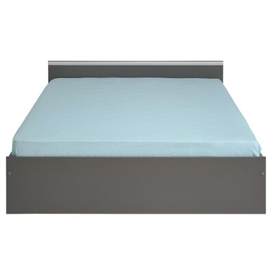 Torrence Platform Bed Color: Dark Gray
