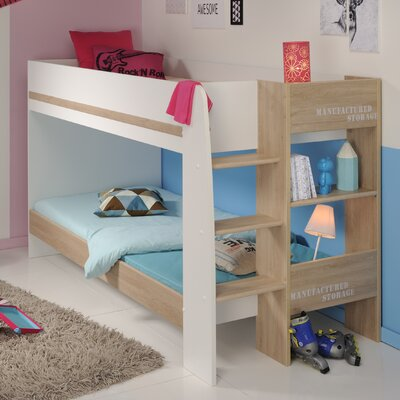 Deramus Twin Bunk Bed