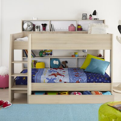 Demeter Twin Bunk Bed with Trundle