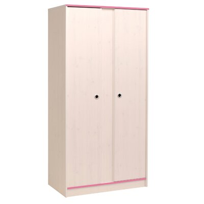 Ginger 2 Door Wardrobe Armoire