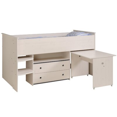 Ginger Midsleeper Twin Bed