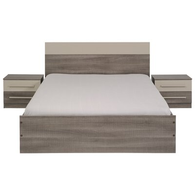 Jakes Platform Bed Size: Full