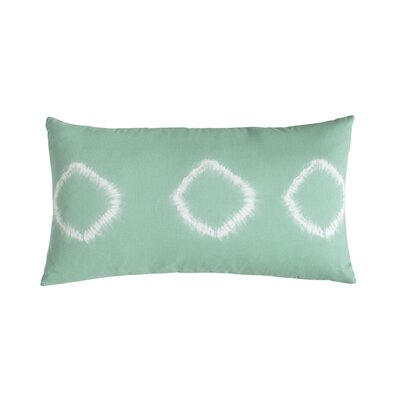 Artisan Tie Dye 100% Cotton Lumbar Pillow