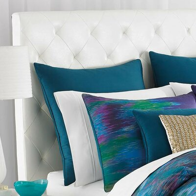 European Square Sham Color: Teal