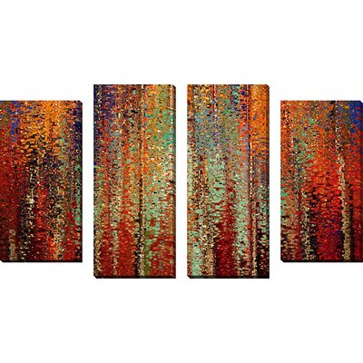 'My Kingdom Is Not Of This World' by Mark Lawrence 4 Piece Painting Print on Wrapped Canvas Set Size: 30