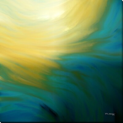 """'Complete. Colossians 2:9' by Mark Lawrence Graphic Art on Wrapped Canvas Size: 28"""" H x 28"""" W x 1.5"""" D 704-2461_2828"""
