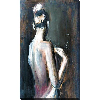 'Nude I' Painting Print on Wrapped Canvas 704-3973_2848
