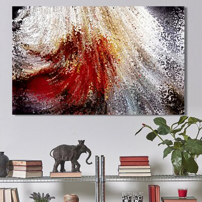 'Created to Become Like Christ, Genesis 1:26' Graphic Art Print on Wrapped Canvas Size: 18