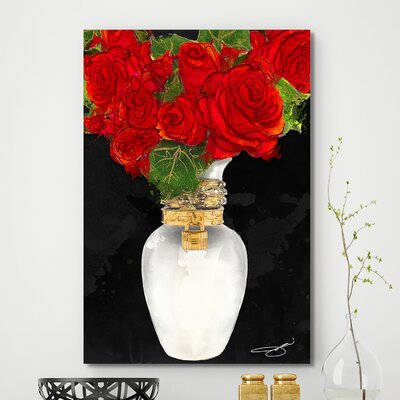 'Chanel Parfum 7' Print Size: 30