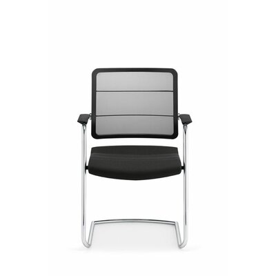 Airpad Mid-Back Guest Chair