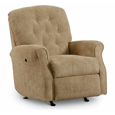 Priscilla Manual Rocker Recliner