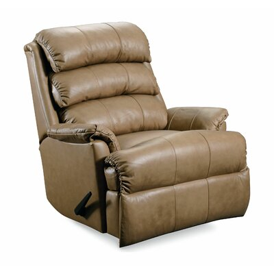 Revive Manual Rocker Recliner Upholstery: Latti