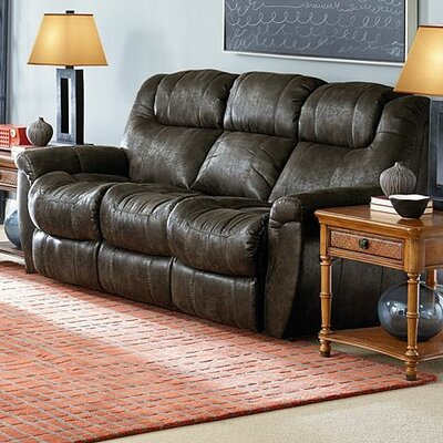 216-96 4303-14 LNE1343 Lane Furniture Montgomery 2 Arm Double Reclining Sofa