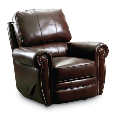 Rockford Leather Recliner
