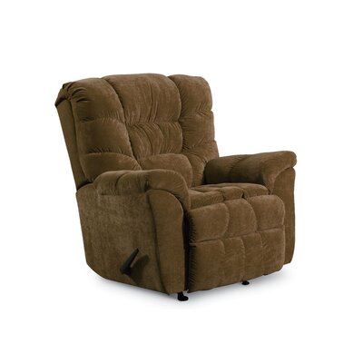 Extravaganza Zero Gravity Recliner Color: Tobacco
